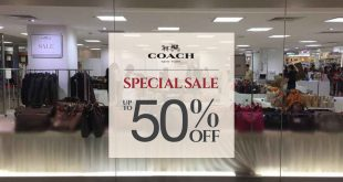 Coach Sales: up to 50% OFF