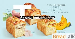 BreadTalk Promotions