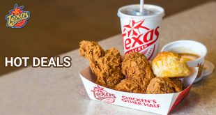 deals at Texas Chicken Singapore
