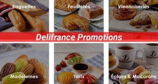 Delifrance Promotions for Dec 2019