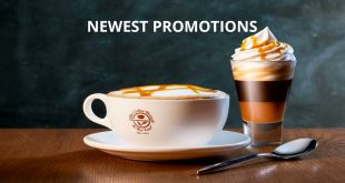 The Coffee Bean and Tea Leaf Promotions for 2019