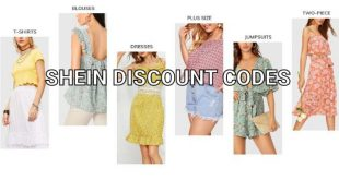 SHEIN promo codes for Singapore 2019
