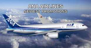 ANA Airlines promotions for Singapore Feb 2020