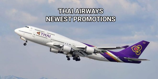 Thai Airways Promotion For 2019