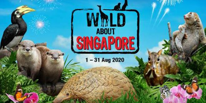 55% OFF 2nd admission to Jurong Bird Park, River Safari, Night Safari and Singapore Zoo