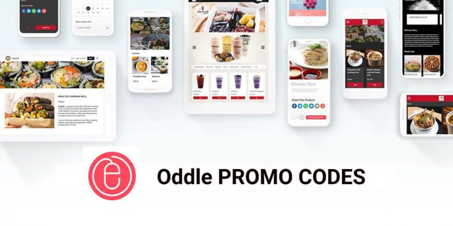 Oddle Singapore promo codes 23 Apr 2020