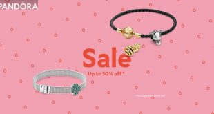 Pandora Summer Sale - Up to 50% Off
