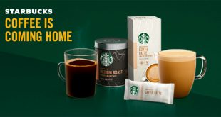 Starbucks at Home offers
