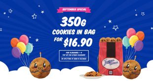 Famous Amos September Special
