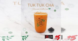 Tuk Tuk Cha Offers 3 Nov 2020