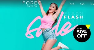 FOREO Flash Sale - Up to 50% Off