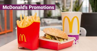McDonald's promotions & coupons in Singapore