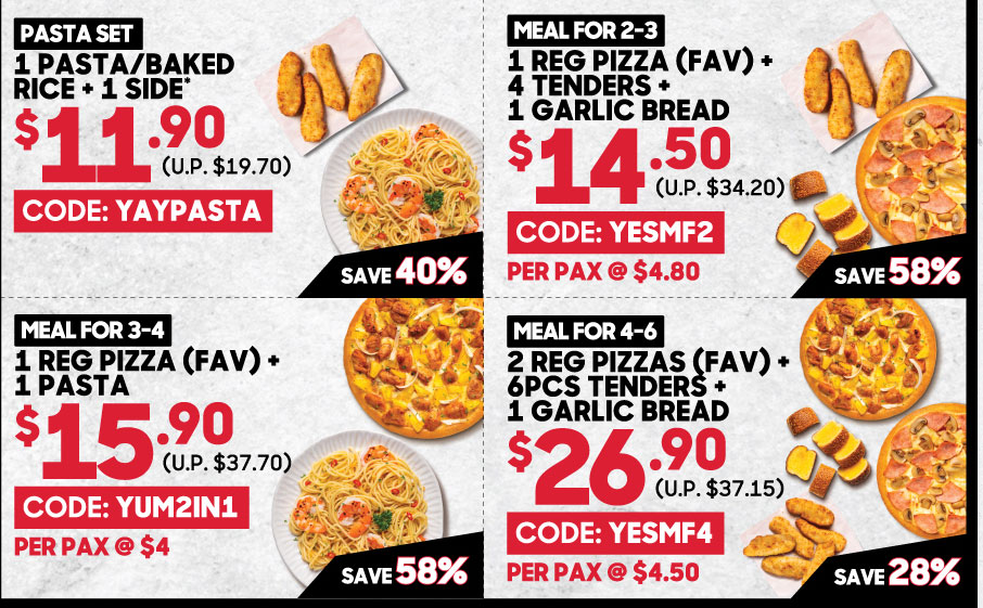 Pizza Hut Delivery Coupons