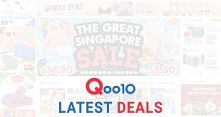 Qoo10 coupon codes in Singapore