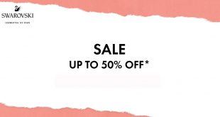 Swarovski Sale 50% off