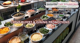 Buffet & dinning promotions at Clove