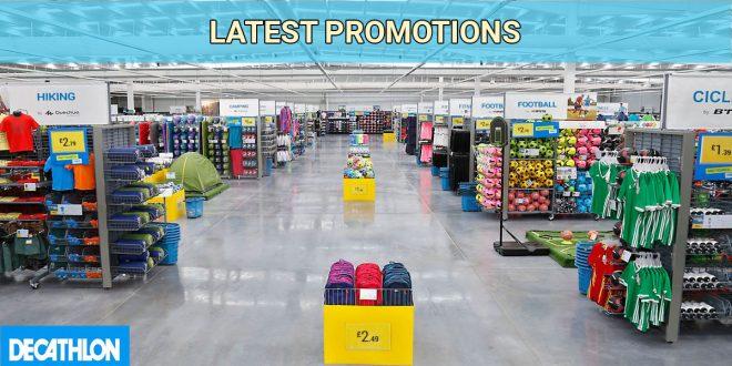 Decathlon Promotions