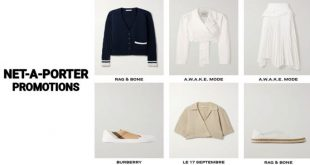 Net-A-Porter Sales
